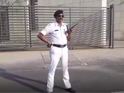 Bidhan Nagar Police Officials Get White Uniform Instead Khaki Uniform
