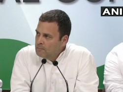 Rahul Gandhi Attacks Pm Modi On Cbi Chief S Suspension Rafale Deal