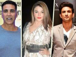 Rakhi Sawant Slams Akshay Kumar Cancelling Hosuefull 4 Shoot