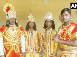 A Muslim Family Has Been Organizing Ramleela Since 3 Generation In Up
