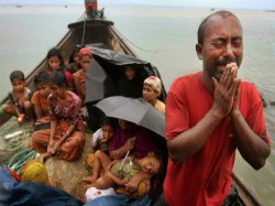 Un Urges India Not Deport Seven Rohingya