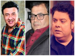 From Anu Malik Sajid Khan Accused Sexual Harrasment Me Too Movement In Bollywood