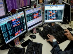 Sensex Closes 340 Points Lower Nifty Settles At 10