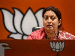 Central Minister Smriti Irani Has Made Unsolicited Comments On Sabarimala