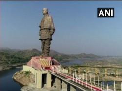 Prime Minister Narendra Modi Inaugurates Statue Unity Gujarat