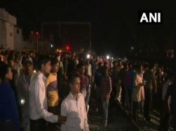 Train Accident Amritsar Resulted Over 50 People Is Feared Dead