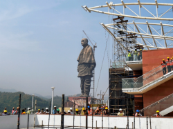Rail Will Flag Off Unity Express On Occasion Statue Unity Inauguration
