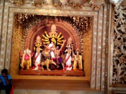 What Is The Special Attraction Kolkata S Jodhpur Park Durga Puja