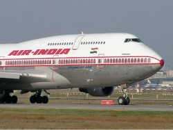Air India Air Hostess 53 Falls Off Delhi Bound Plane While Closing Door
