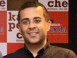 Chetan Bhagat Accused Sexual Harassment Says Sorry On Me Too Issue