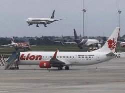 Indonesia Lion Air Flight Crashes En Route From Jakarta Pangkal Pinang