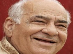 Former Delhi Cm Bjp Leader Madan Lal Khurana Passes Away