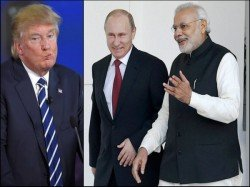 S400 Deal India Caught Crossfire Says Washington Post