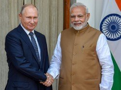 India Russia Sign 5 43 Billion Usd S 400 Missile Deal