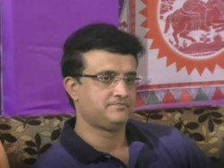 Bjp Leader Joy Banerjee Meets Cricketer Sourav Ganguly S Behala Chowrasta House
