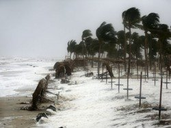 After Titly More Ten Cyclones Increases Their Power Sea