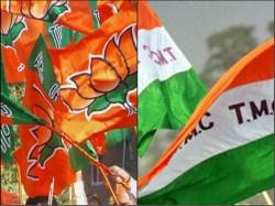 Battle Politics The Durga Puja Also Between Bjp Tmc