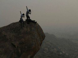 Indian Techie Couple Falls 800 Feet Us Yosemite National Park