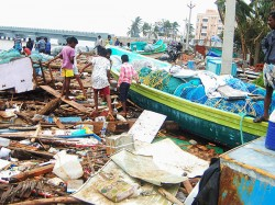 Death Toll Rises 45 After Cyclone Gaja Hits Tamil Nadu