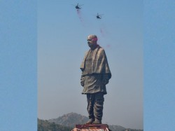 Over 1 28 Lakh Tourists Visit Statue Unity 11 Days Since 1st November