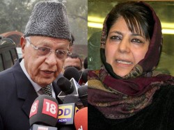 Grand Alliance Jammu Kashmir Pdp Congress May Join Hands Form Govt Backed Nc