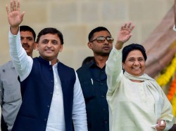 Sp Bsp Coalition Can Block The Nda Coming Power Lok Sabha Elections 2019 Predicts Abp Opinion Poll