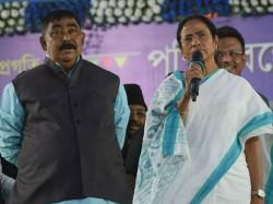 Anubrata Mandal Prays Mamata Banerjee Give Bel Leaf On God Shiva S Head