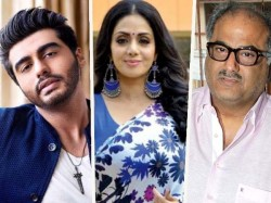 Arjun Kapoor S Wish Dad Boney Kapoor Will Melt Your Heart See Inside