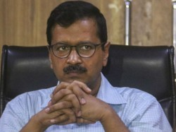 Delhi Cm Arvind Kejriwal Attacked With Chilli Powder Secretariat Premises