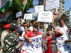 Hours Strike On Assam Operation On Arrest Culprits Killings