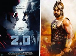 Rajinikanth S 2 0 Beats Baahubali Secure The Biggest Theatrical Release