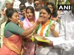 Massive Victory Congress Jd S Alliance Karnataka Bypoll