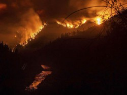 Death Toll Jumps 23 As California Battles Wildfires