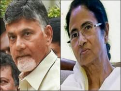Mamata Banerjee Chandrababu Gives Unity Message Against Modi