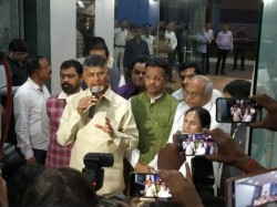 Chandrababu Naidu Informs Who Will Be Face Anti Bjp Alliance