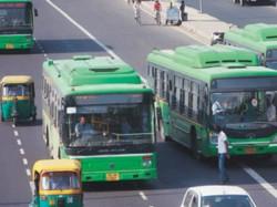 Man Masturbates Front Delhi Student Bus