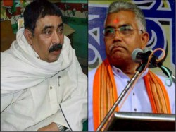 Anubrata Mandal Takes On Bjp State President Dilip Ghosh On His Dog Criticizes