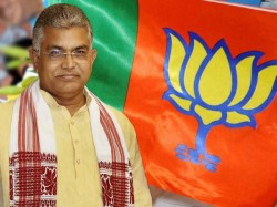 Dilip Ghosh Change His Opinion On Sovan Chatterjee Within 24 Hours From Rss