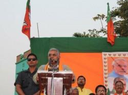Bjp State President Dilip Ghosh Attacks Tmc On Provocative Speech