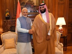 Pm Modi Meets Saudi Crown Prince Mohammed Bin Salman On The G20 Summit