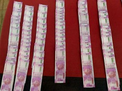 Fake Note 10 Lacs Is Seized Two Arrested Stf From Kolkata