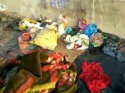 Labourers Sleeping On Flyover Run Over Car Haryana S Hisar