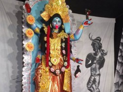 Bengaluru S Biggest Kali Puja Organiser Hattogol Celebrates Occasion Successfully