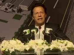The Only Issue Between Us Is Kashmir Says Imran Khan On Kartarpur Border Ceremony