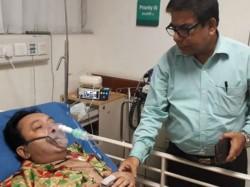 Bjp State President Dilip Ghosh Others Are Attack Dankuni Hoogli