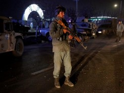 Several Dead Dozens Injured Attack On Security Compound