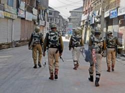 Jammu Kashmir Two Terrorists Killed After Encounter Pulwama