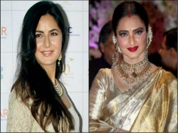 Making Video Manzoor E Khuda Katrina Gets Excited On Rekha Dance