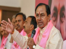 Bjp Congress Are Brothers Whom You Can T Believe Says Kcr At Telangana