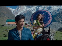 Sushant Singh Rajput Sara Ali Khan S Gripping Kedarnath Trailer Will Give You Goosebumps